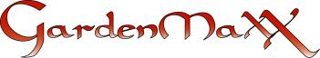 GardenMaxX.com Logo